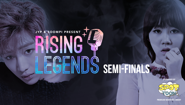 Rising Legends Semi-Finals: Vote For The Next K-Pop Star and WIN Signed GOT7, DAY6 Albums!