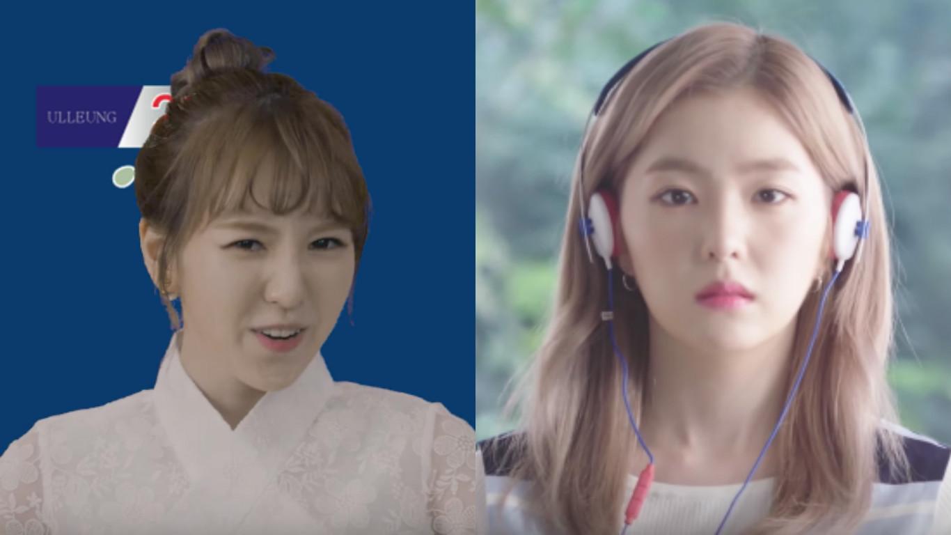 Red Velvet Wendy Irene
