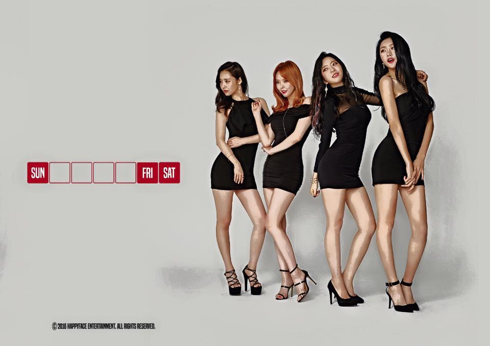 Dal Shabet teaser 2