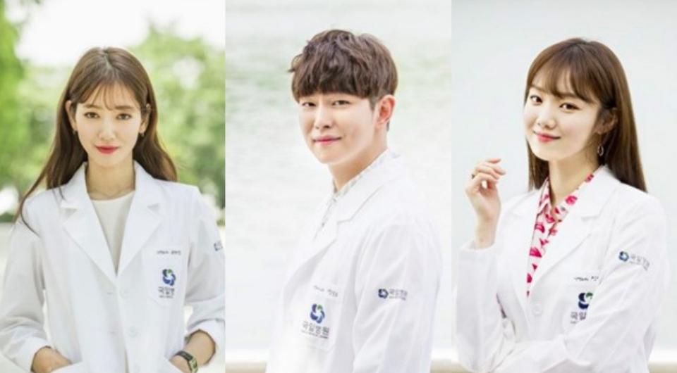 Watch: Park Shin Hye And Lee Sung Kyung Tag Team Tease Yoon Kyun Sang