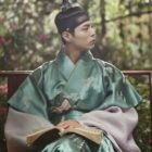 "Hanbok Designer Praises Park Bo Gum, Reveals Beautiful Pictures From ""Moonlight Drawn By Clouds"""