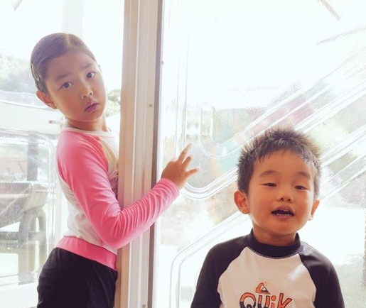 Haru Is All Grown Up In New Photos With Epik High Member Tukutz' Son