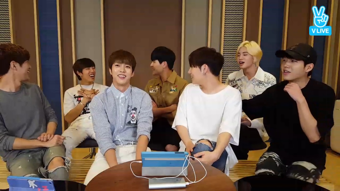 INFINITE Says Dongwoo Is The Only Completely Healthy Member Right Now