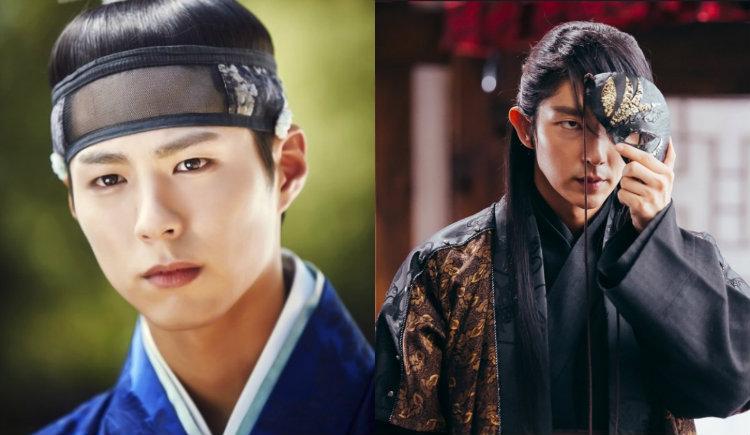 Park Bo Gum and Lee Joon Gi