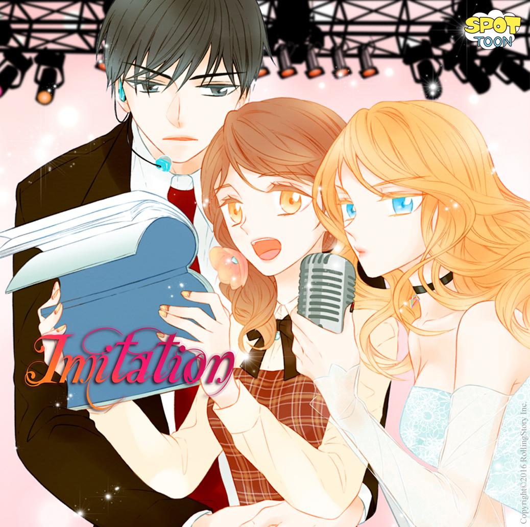 "Spottoon's ""Imitation"" Now Available To Read On Soompi!"