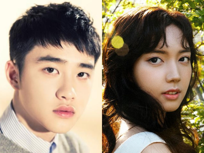 Chae Seo Jin Cast As EXO Member D.O.'s Love Interest
