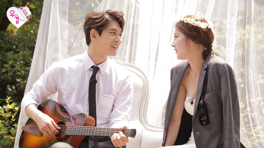 """We Got Married"" Couple Lee Jong Hyun And Gong Seung Yeon To Reunite In New Drama"