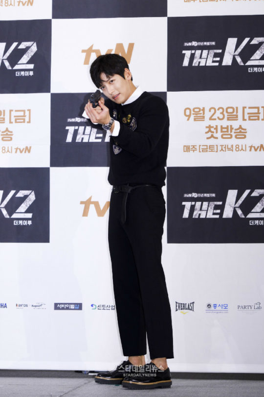 ji chang wook the k2 1