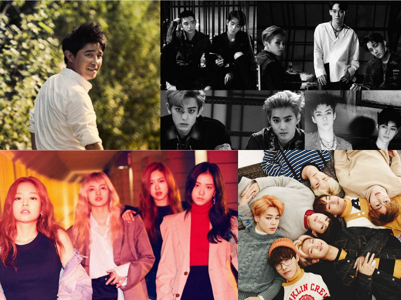 September Brand Reputation Rankings For Singers Revealed