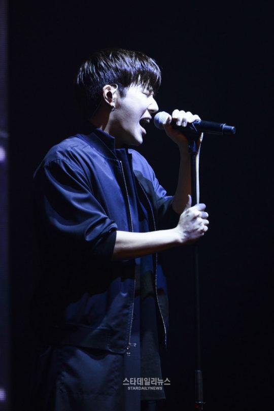 infinite sunggyu showcase