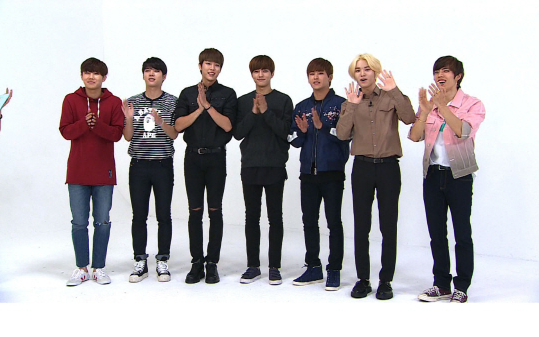 infinite weekly idol 1