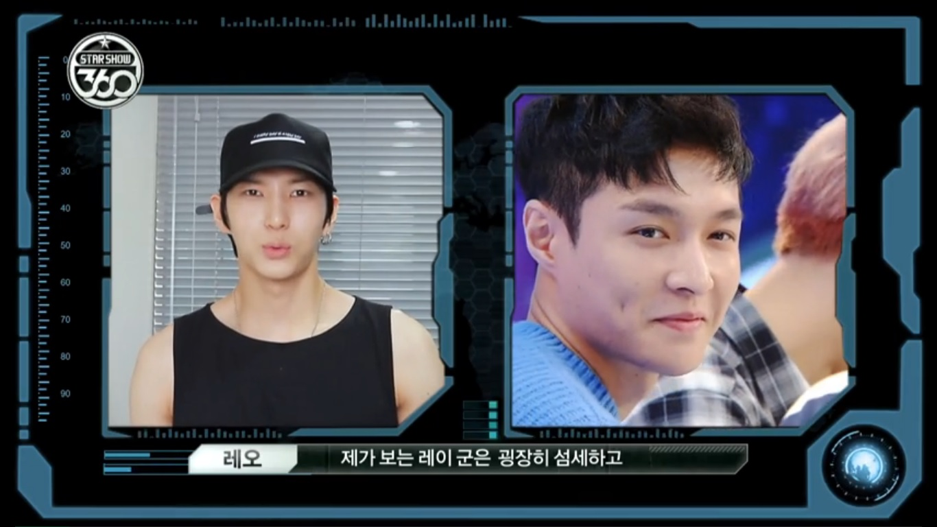 EXO's Lay Reveals How He And VIXX's Leo Became Friends