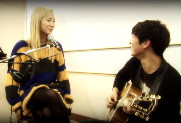 Jeong Jinwoon and Yeeun