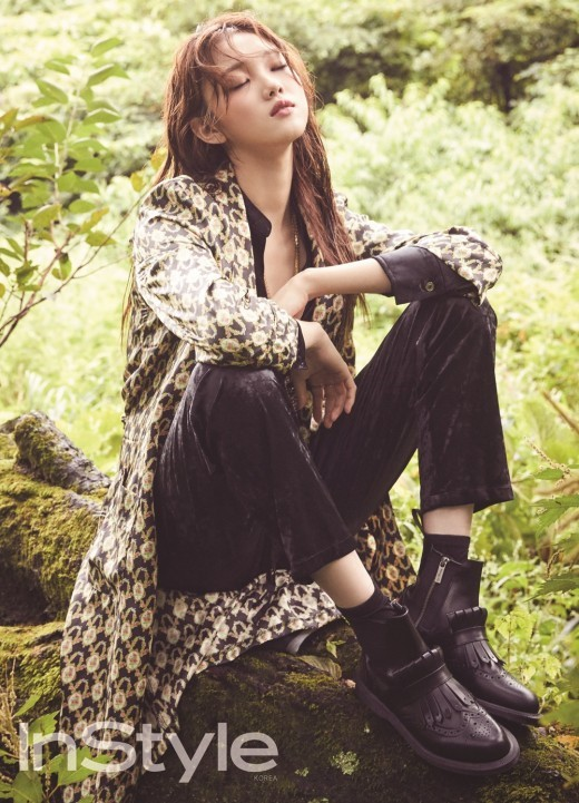 lee sung kyung instyle 2