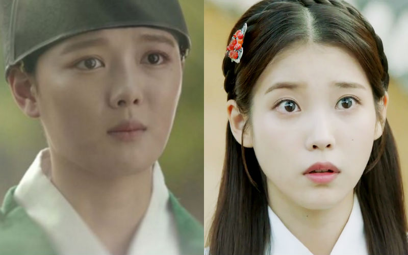 """Moonlight Drawn By Clouds"" And ""Scarlet Heart: Goryeo"" Both Dip In Ratings"
