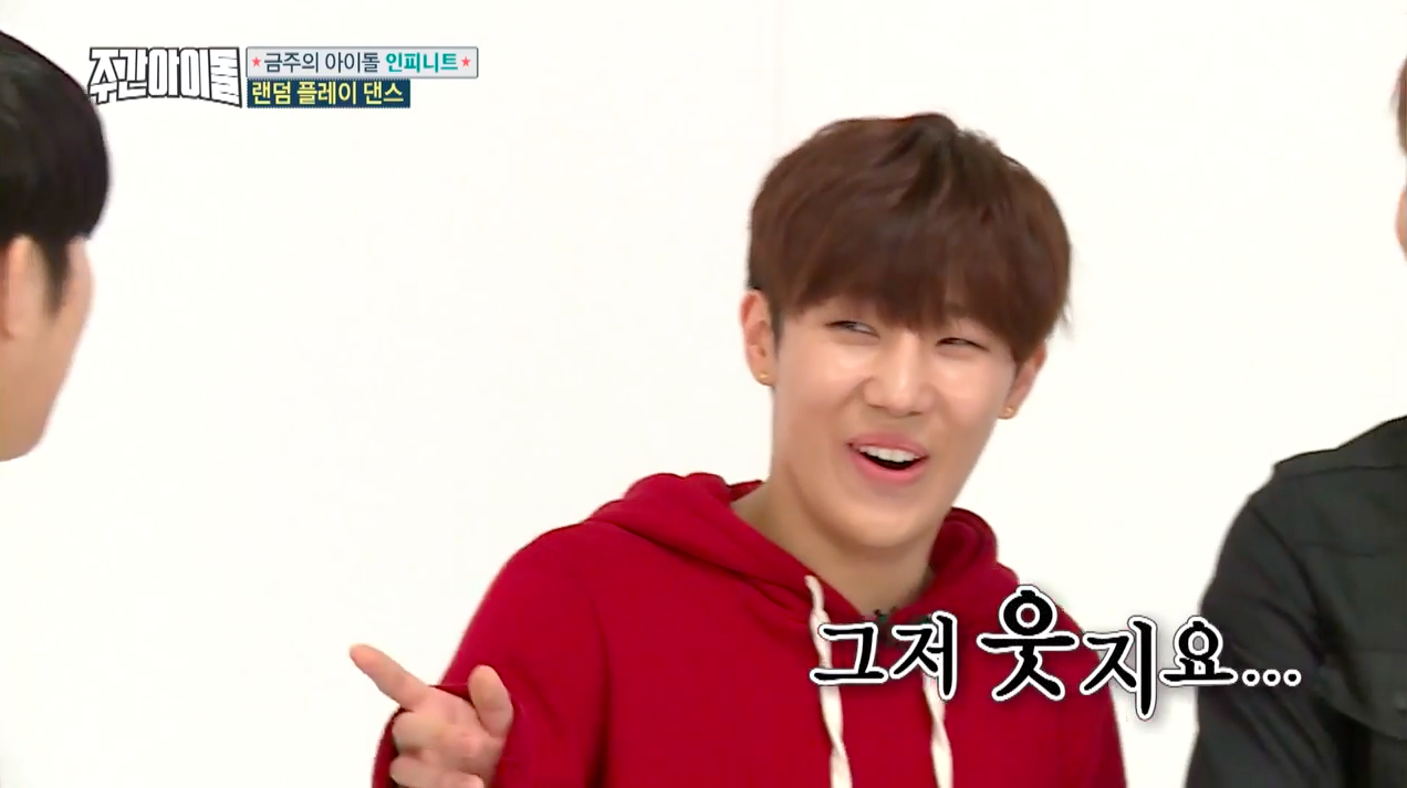 Watch: Sunggyu Takes All The Penalties For INFINITE During ...