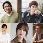 Han Suk Kyu, Seo Hyun Jin, Yoo Yeon Seok, And More Confirmed For New Drama