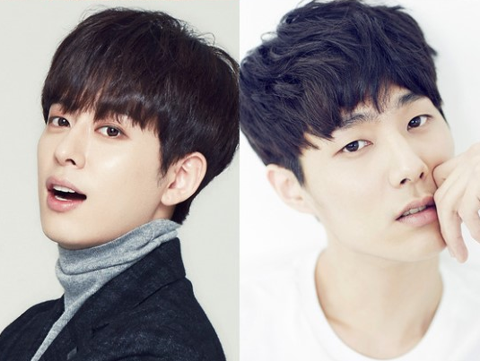 boyfriend donghyun hak jin