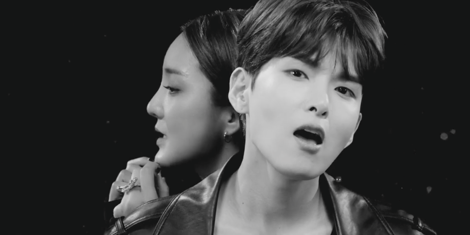 "Watch: Super Junior's Ryeowook And Bada Release MV For Stunning Duet ""Cosmic"" Through SM STATION"