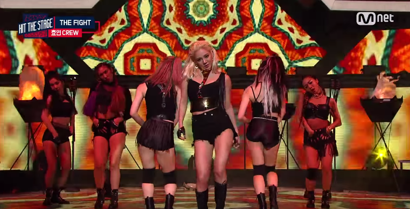 Girls' Generation's Hyoyeon Hits The Mark With Her Sexy And Powerful Performance
