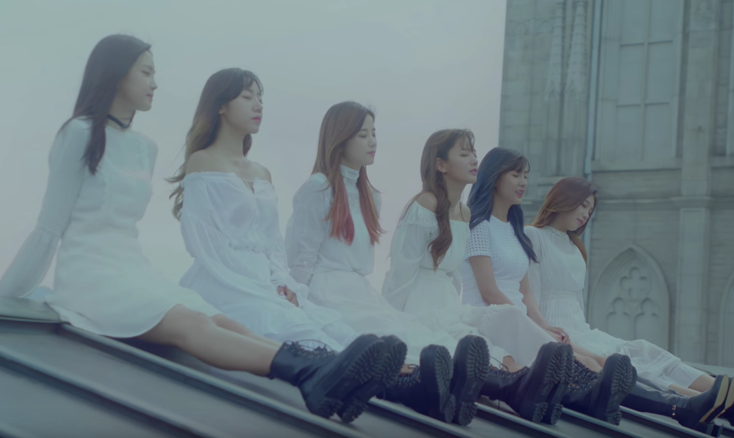 """Apink Ascends With """"Only One""""; Soompi's K-Pop Music Chart 2016, October Week 3"""
