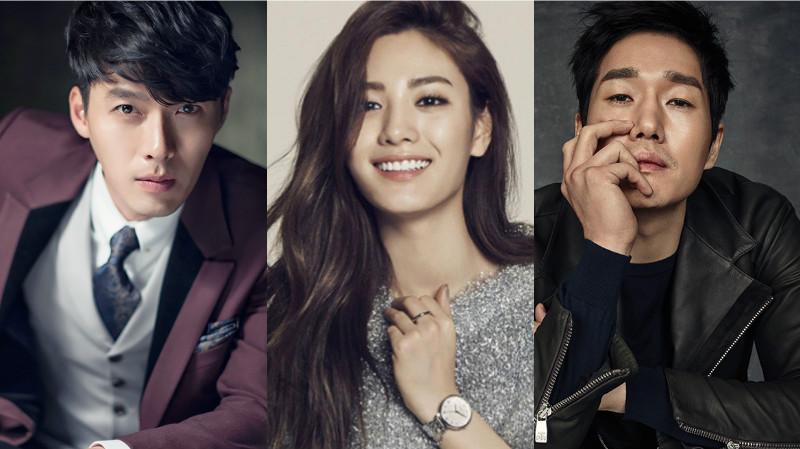 "Nana Confirms Movie With Hyun Bin And ""The Good Wife"" Co-Star Yoo Ji Tae"