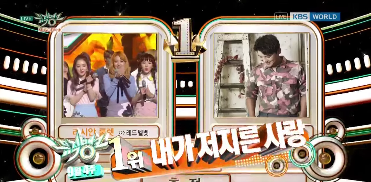 "Watch: Im Chang Jung Gets 1st Win For ""The Love That I Committed"" On ""Music Bank,"" Performances By INFINITE, 2PM, Song Ji Eun, And More"