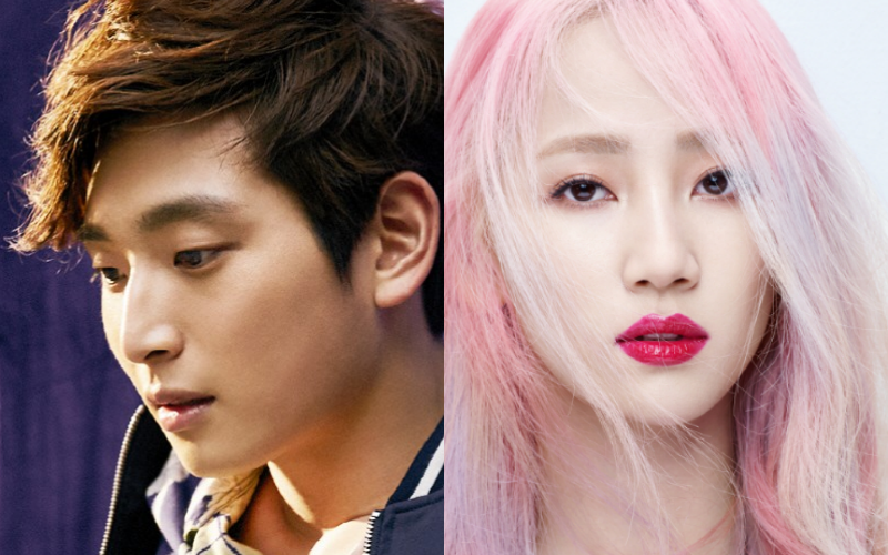2AM's Jeong Jinwoon Thanks Fans For Supporting His Relationship With Wonder Girls' Yeeun