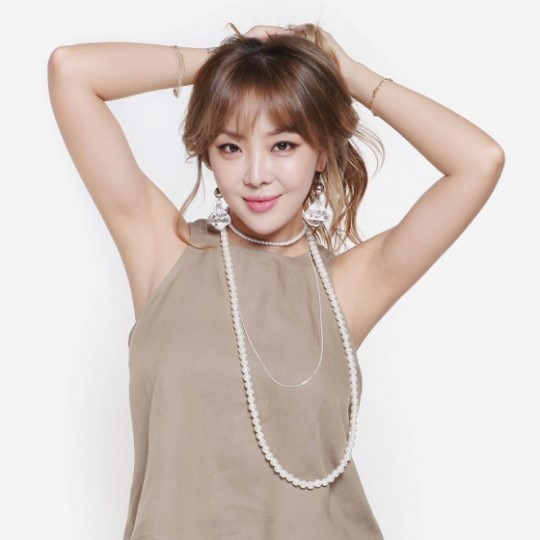Narsha Brown Eyed Girls
