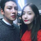 Ji Chang Wook And YoonA Take A Funny Selfie Together