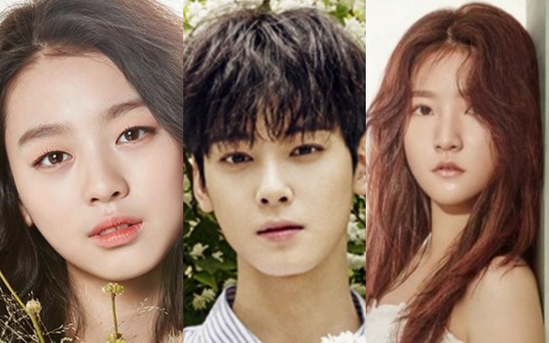 """Lee Soo Min Also Joins """"Music Core"""" As New MC"""