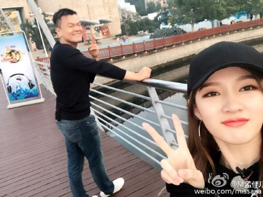 Jia And Park Jin Young Prove That Once A JYP Family Member, Always A Member