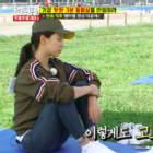 "Watch: Song Ji Hyo Goes Up Against Reigning Champ Crush In Spacing Out Competition On ""Running Man"""