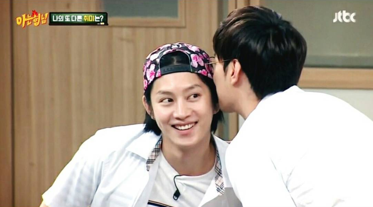 """Kim Heechul Shoots Down Controversy About Rude Behavior On """"Ask Us Anything"""""""