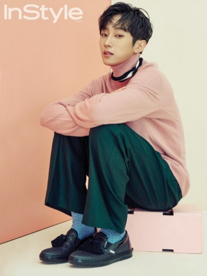 B1A4's Jinyoung