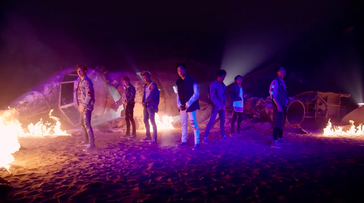 "Watch: GOT7 Returns With ""Hard Carry"" MV"