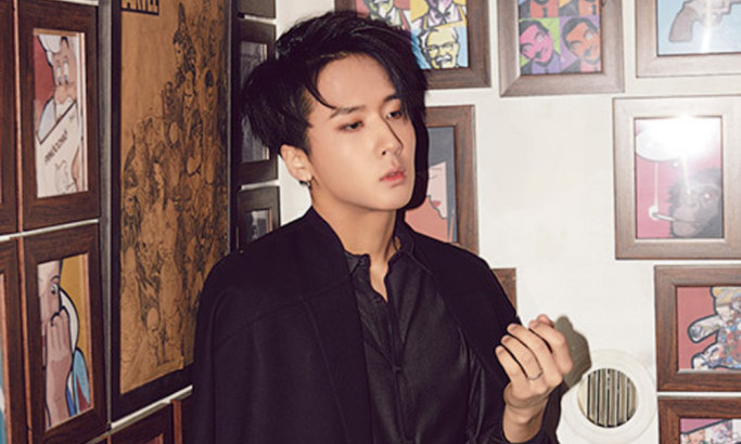 "Listen: VIXX's Ravi Drops Mixtape Track ""Who Are U"" Featuring Superbee"