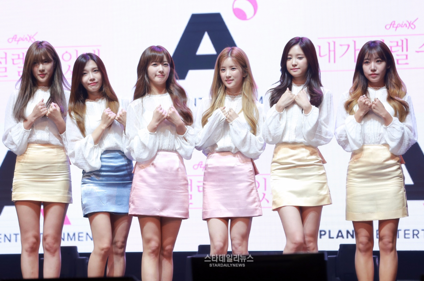 Apink Explains That They Never Actively Avoided Sexy Concepts