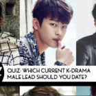 QUIZ: Which Current K-Drama Male Lead Should You Date?