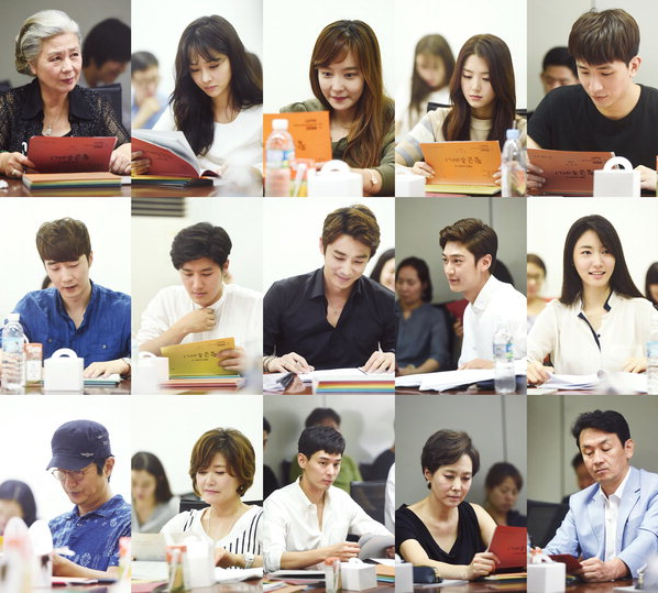 Golden Pouch script read-through 2