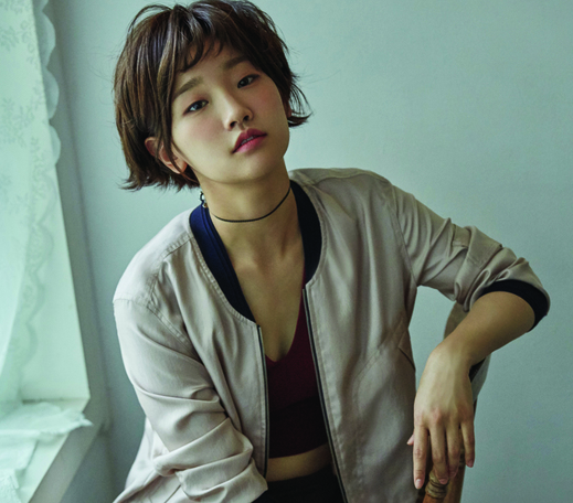 Park So Dam Has Complete Confidence In Being Different From Others