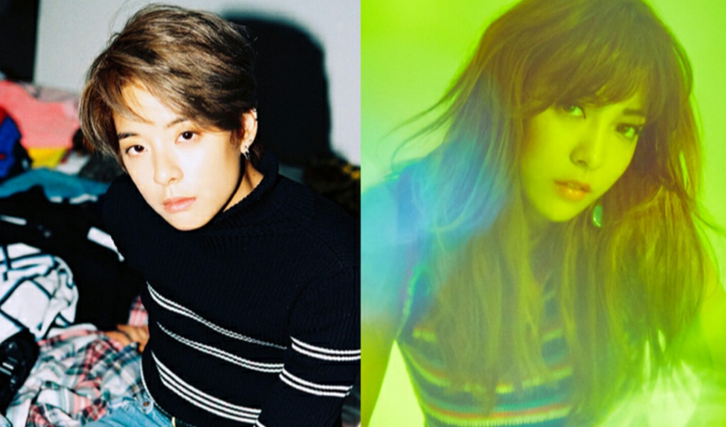 "f(x)'s Amber And Luna To Release New Track ""Heartbeat"" Through SM STATION"