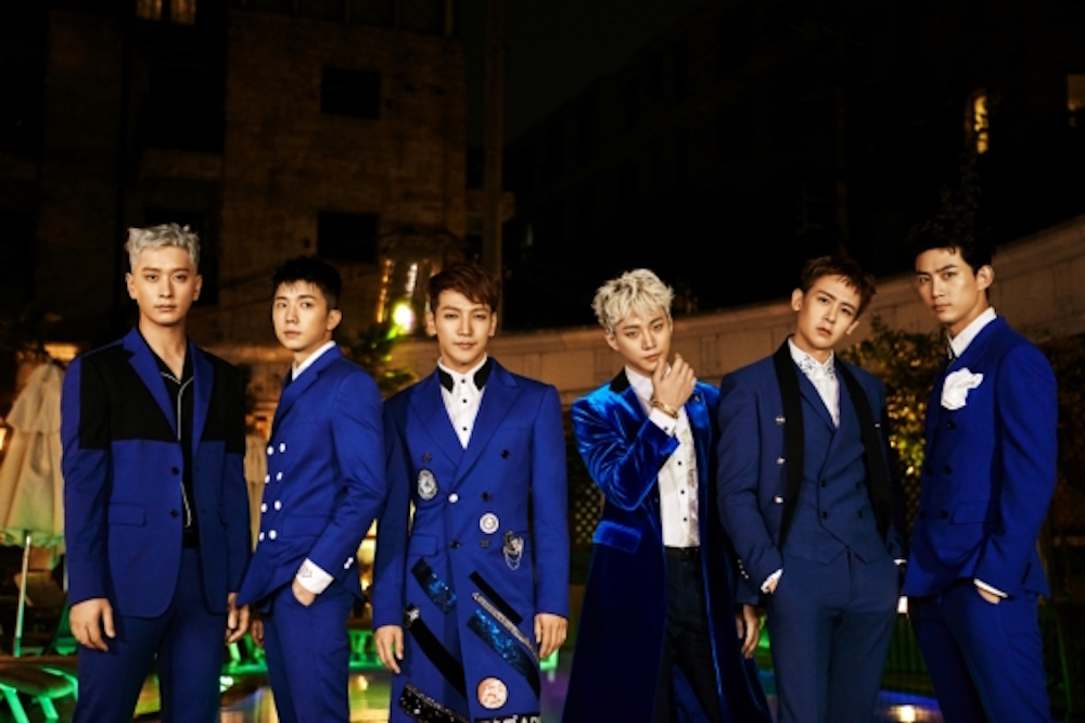 """2PM To Appear On """"Yoo Hee Yeol's Sketchbook"""" For First Time In 3 Years"""