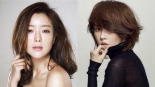 Kim Hee Sun Kim Sun Ah