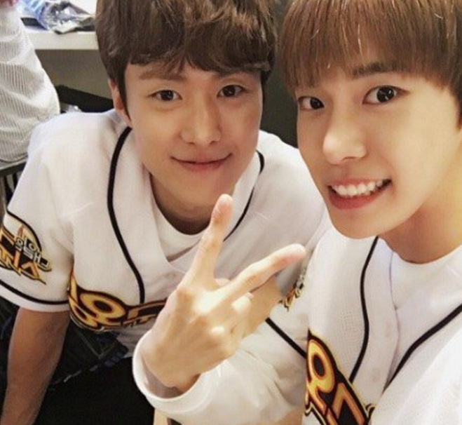 Gong Myung Talks About NCT U's Doyoung And How He Started Acting