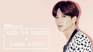 Leeteuk Super Junior Kiss the Radio