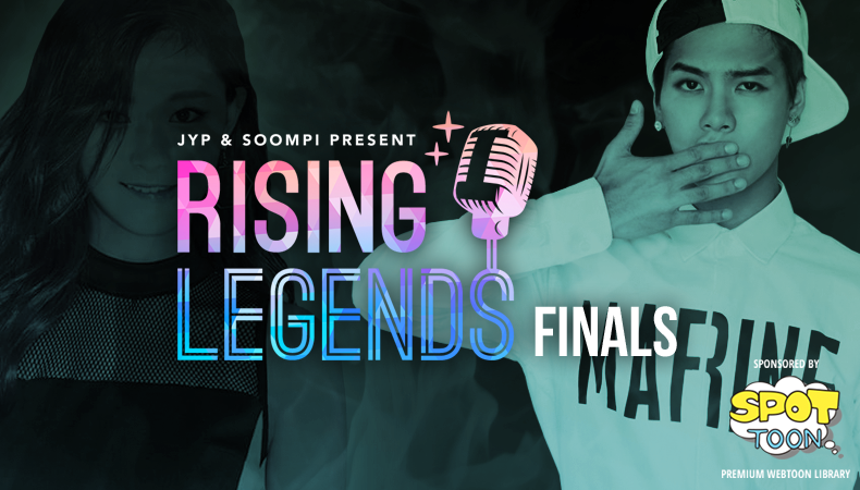 Rising Legends Finals: Watch and Vote for the Next K-pop Star (+ Win TWICE Signed Albums)!