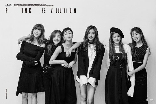 Apink Tops 4 Asian iTunes Charts With New Album