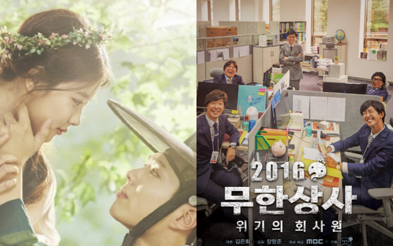 Koreans Vote For Their Current Favorite TV Programs
