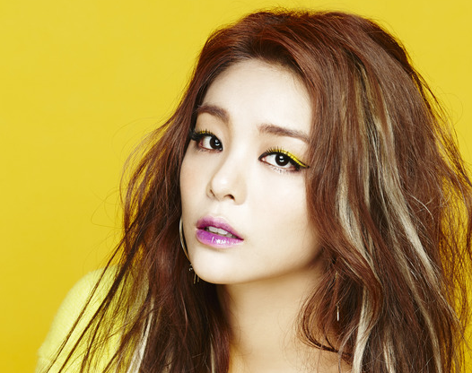 """A.Leean (Ailee) Releases Teaser Video For U.S. Debut Single """"Fall Back"""""""